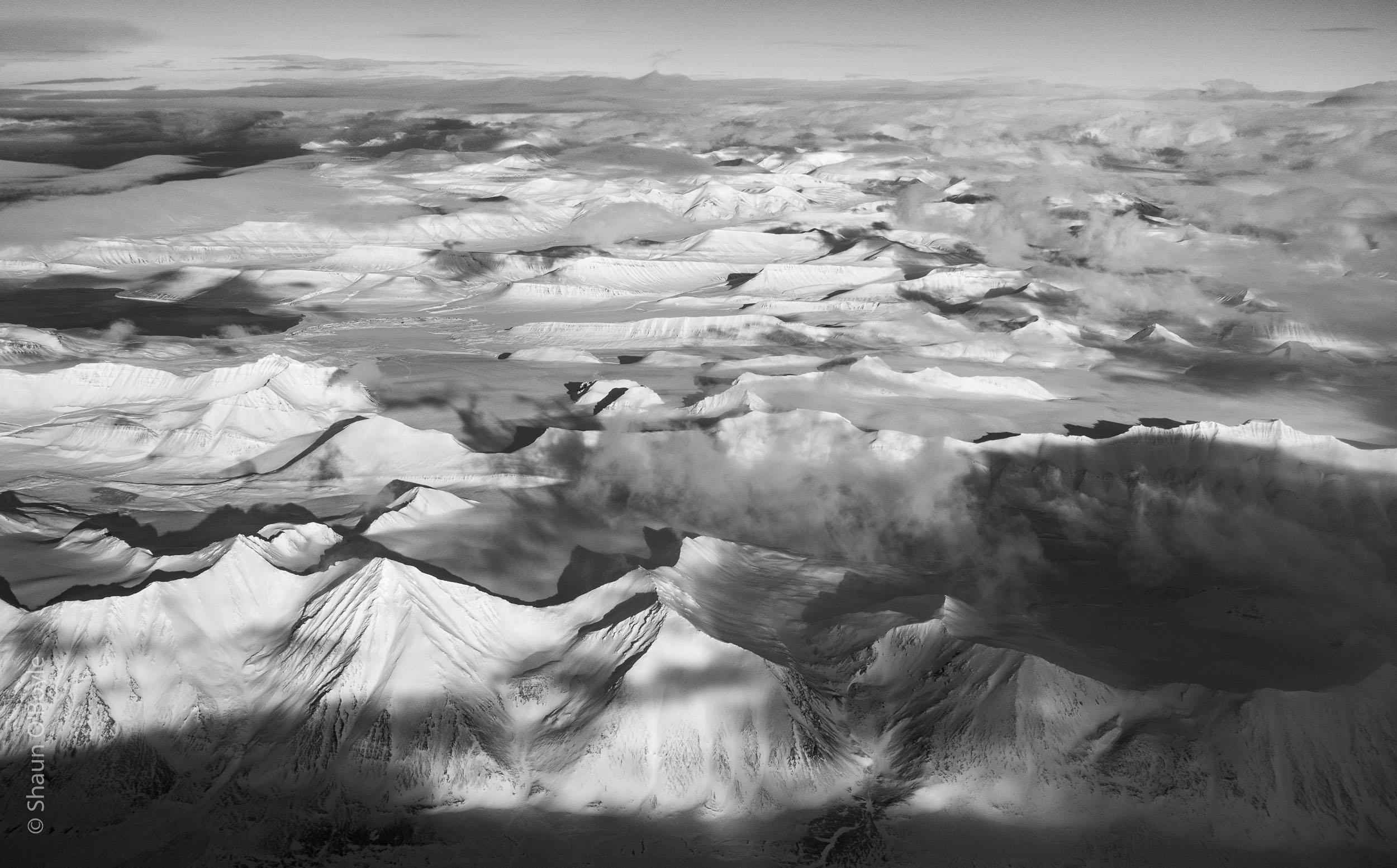 Spitsbergen Island