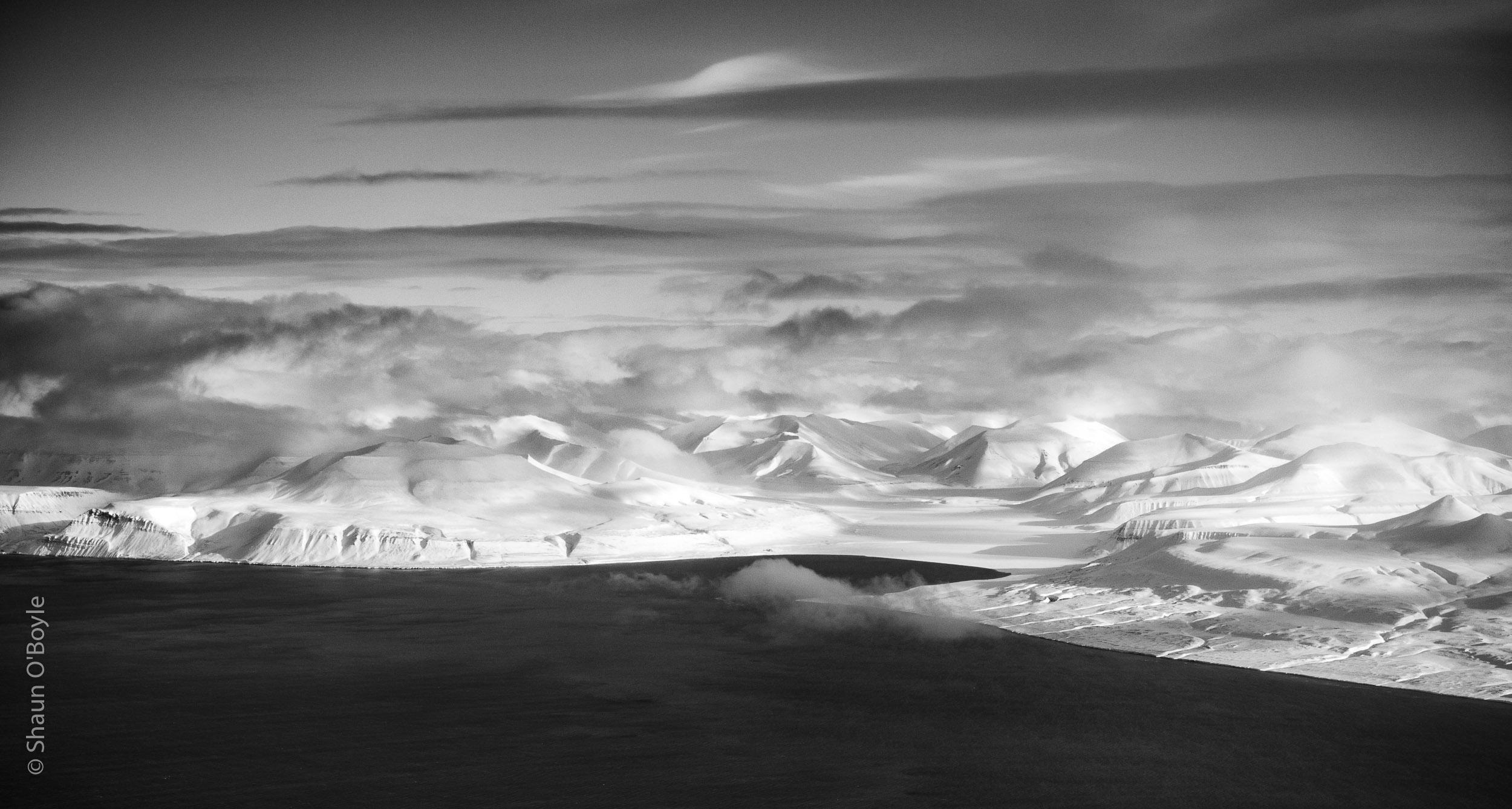 Colesbukta (Coals Bay), Spitsbergen