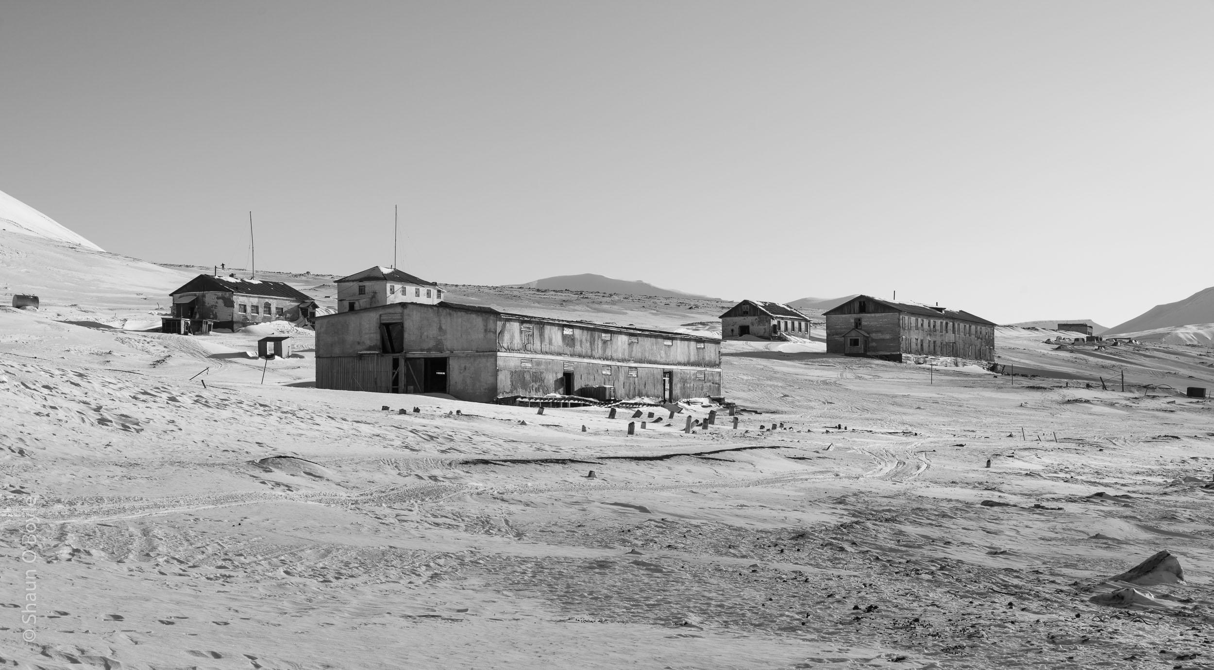 Colesbukta (Coals Bay)