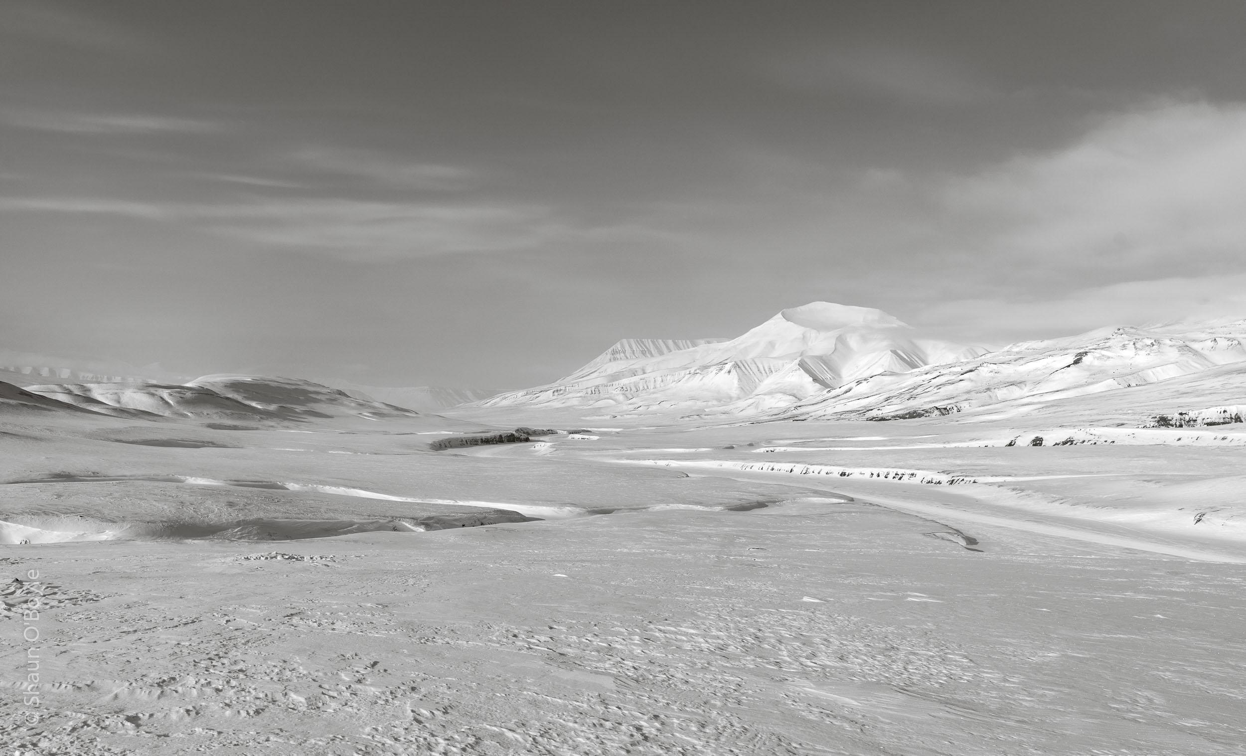 Frozen River, Adcventdalen