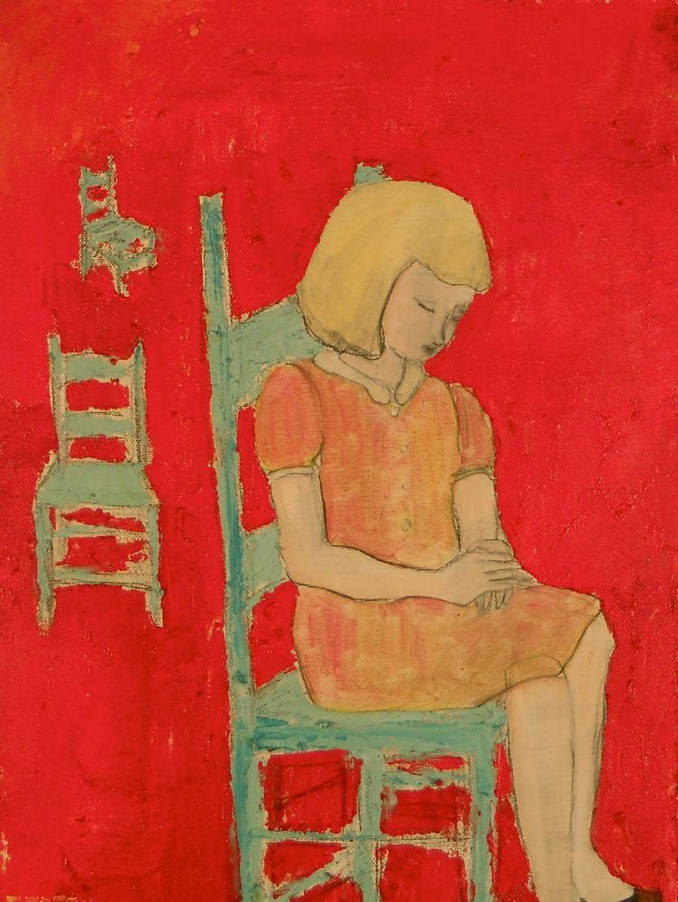 "stalin :: 16""x12"" :: oil on canvas"