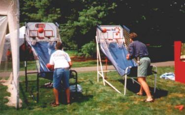 Pop-a-shot Basketball