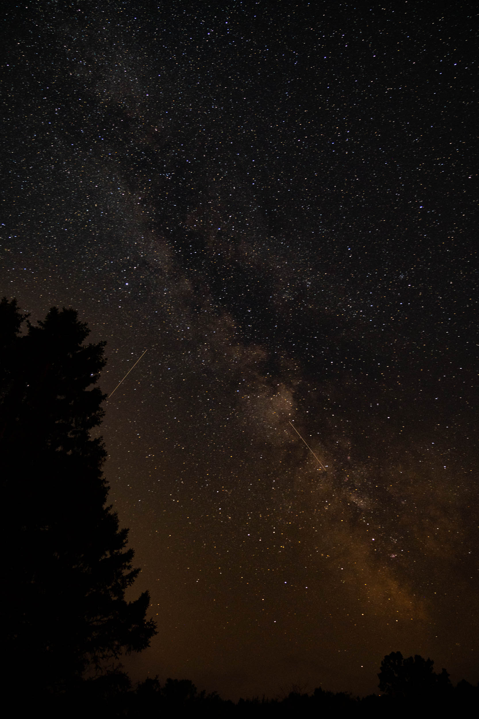 Milky Way astrology nightscape stars | Photo by BillyBengtson.com