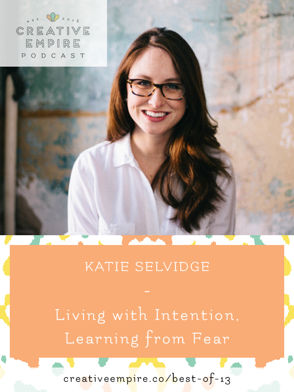 Katie Selvidge | Creative Empire Podcast
