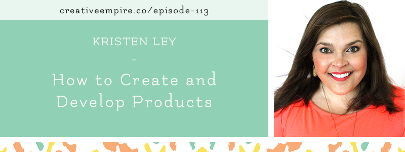 Email Header Template | Episode 113 | Kristen Ley of Thimble Press