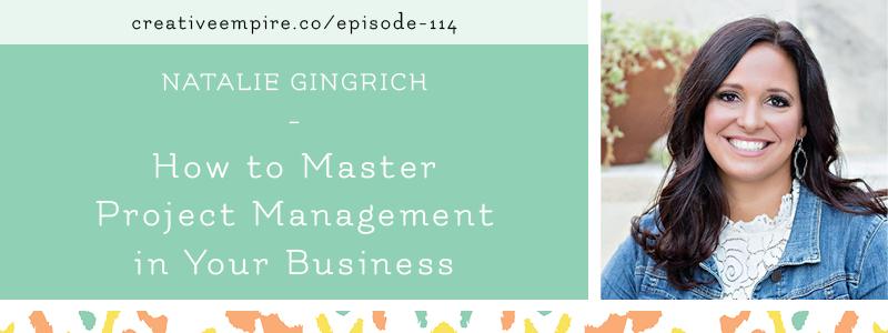 Email Header Template | Episode 114 | Natalie Gingrich