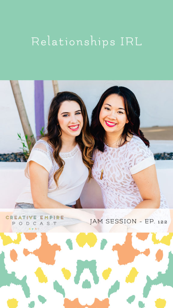 Insta Story | Episode 122 - Jam Session | Creative Empire Podcast