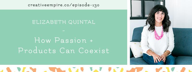 Email Header | Episode 130 | Elizabeth Quintal