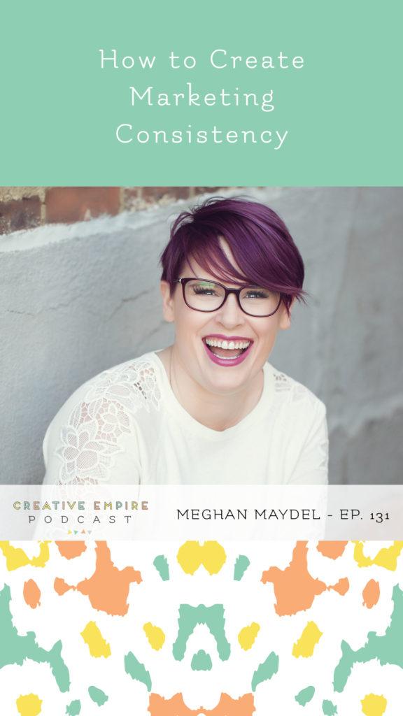 Instagram Story | Episode 131 | Meghan Maydel