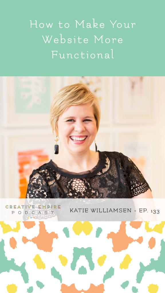 Instagram Story | Episode 133 | Katie Williamsen