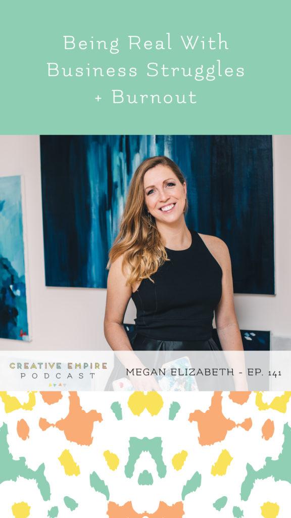 Instagram Story | Episode 141 | Megan Elizabeth