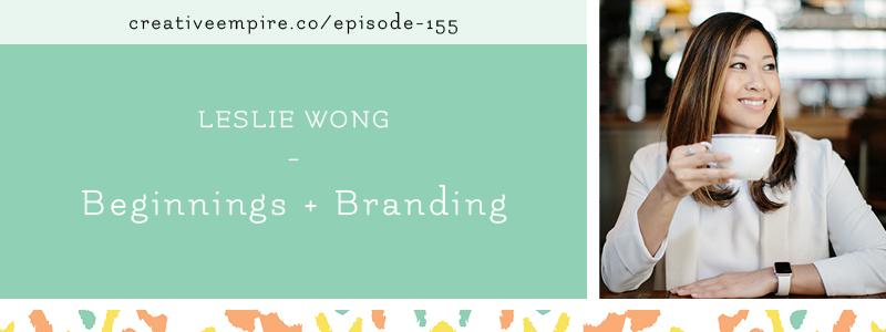 Email Header Template | Episode 155 | Leslie Wong