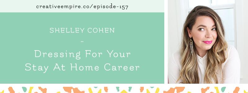 Email Header | Episode 157 | Shelley Cohen