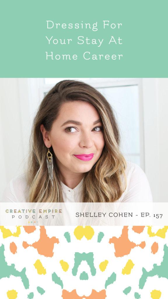 Instagram Story | Episode 157 | Shelley Cohen