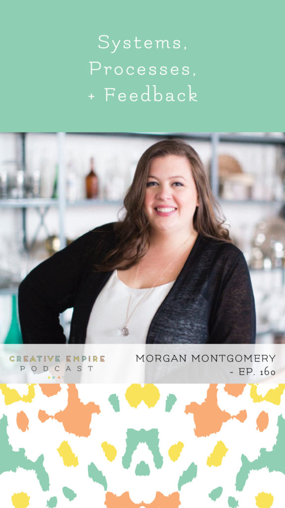 Instagram Story   Episode 160   Morgan Montgomery