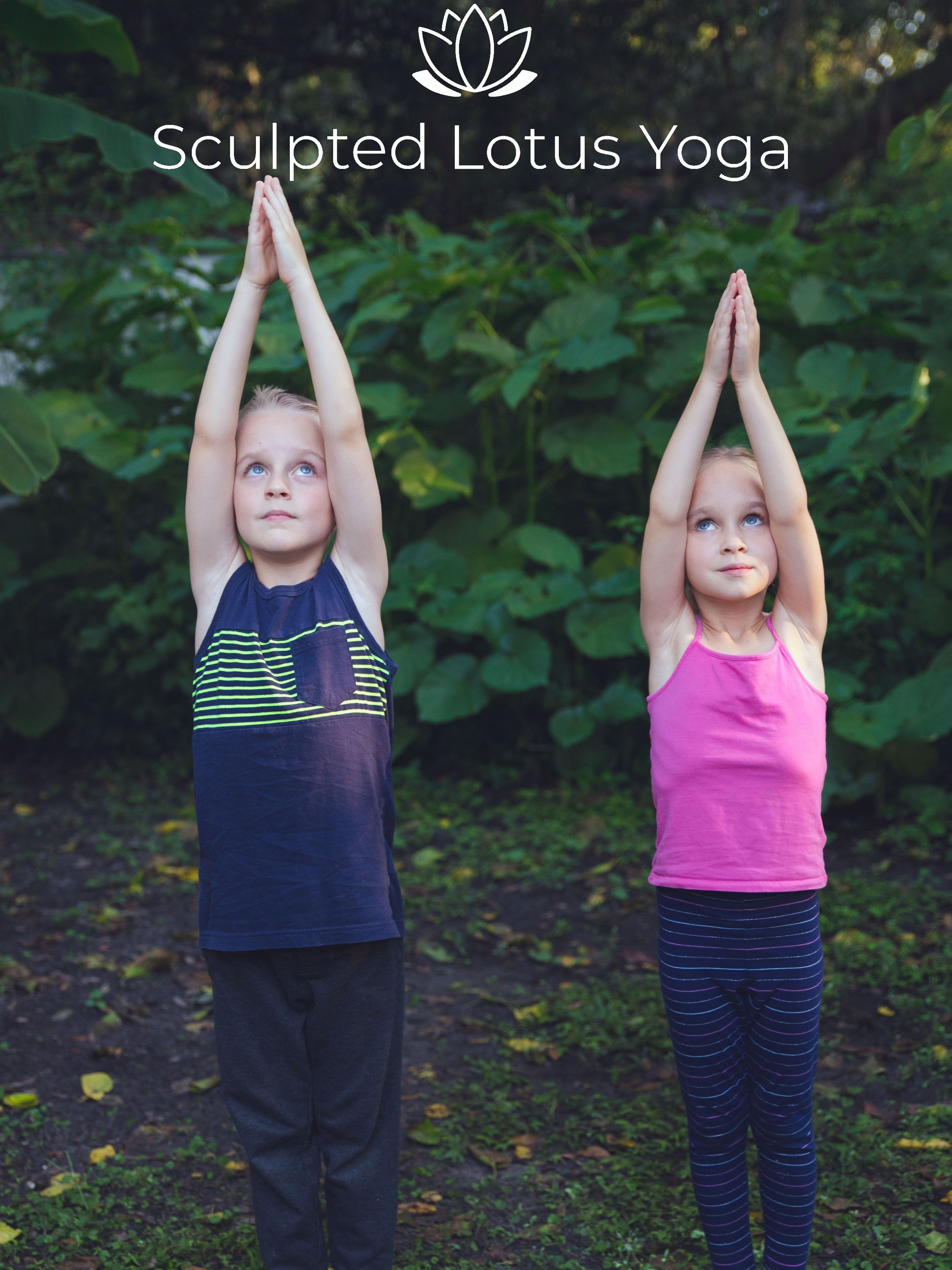Kid's Yoga 5-10 years - Tuesdays 4:00- 5:00 pm June 4-25th - All 4 weeks: Early Bird $48 ($12.00 per class)/Week of $58 ($14.50 per class)/ $16 drop inTuesdays 4:00-5:00 pm July 9-30 - All 4 weeks: Early Bird $48 ($12.00 per class)/Week of $58 ($14.50 per class)/ $16 drop in(Sign up for all 8 weeks prior to the start of classes for $80!)Sign up down below!Sculpted Lotus Yoga does not offer make-up classes, the kids classes are non refundable but are transferable to a friend in the event that you must miss a class.