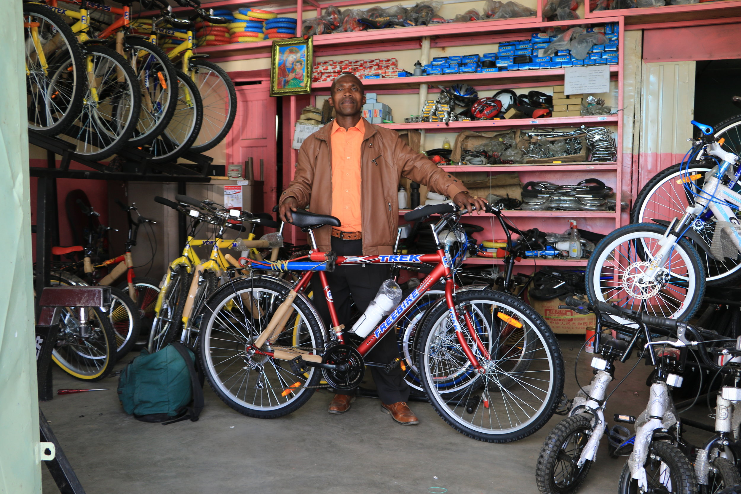 Mountain Bike - $350