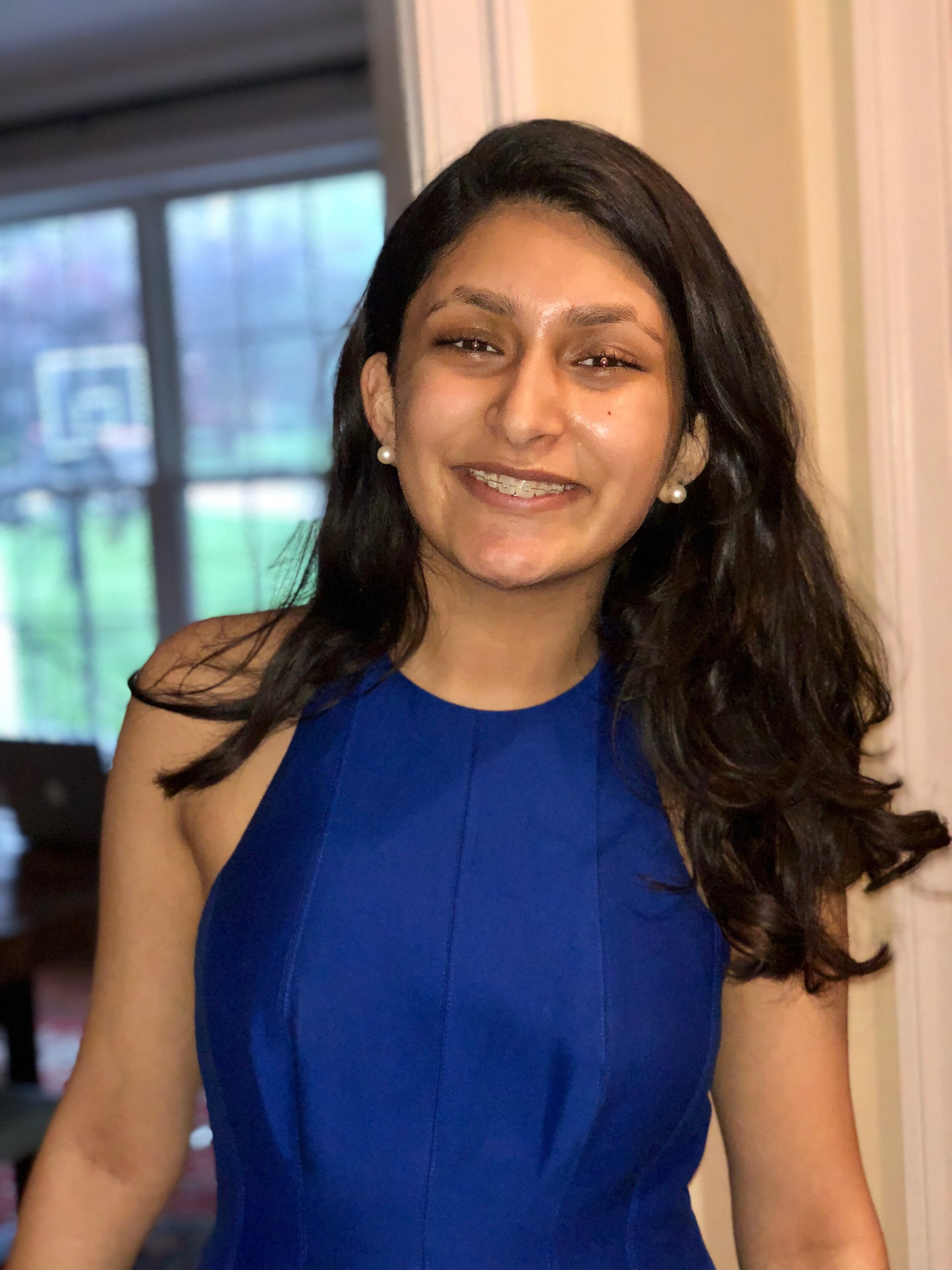Anika Jaswal   Radnor HS Ambassador (Pennsylvania)  Anika is 14 years old and a freshman at Radnor High School in Pennsylvania. After noticing women's' underrepresentation in the science and engineering workforce, she became determined to make change for women. Anika is incredibly excited to be joining WiSTEM and is especially interested in robotics, coding, political science and social justice. Anika is part of her school Ultimate Frisbee Team and helps volunteer at a local pet shelter. Anika also plays the cello for the Philadelphia Sinfonia and plays competitive basketball for AAU.