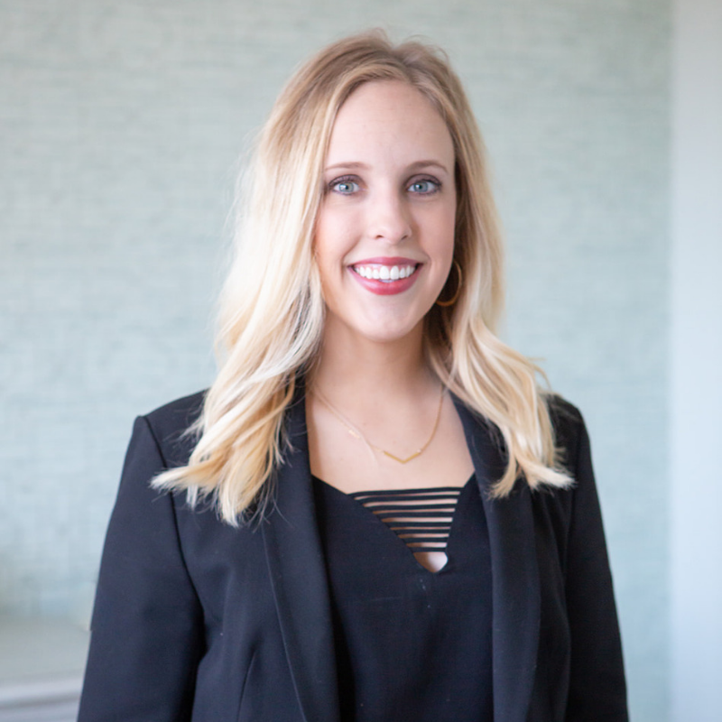 Hannah Butler - Marketing ManagerA graduate of the Lacy School of Business at Butler University, Hannah Butler brings her top-notch marketing education and past experiences in real estate sales to her creative role as Marketing Manager. Hannah found her passion for the real estate industry during a college internship and never looked back. Starting in the role of Administrative Director, Hannah was promoted to the role of Marketing Manager, where she thrives due to her attention to detail, service oriented approach and creative skill set. She enjoys supporting our agents with their marketing needs by creating innovative, customized pieces, which sets our office, agents and listings above the rest. In her free time, Hannah enjoys tackling home improvement projects, blogging, walking one of Nashville's outdoor trails with her husband and two pups, or getting coffee at local coffee shops.