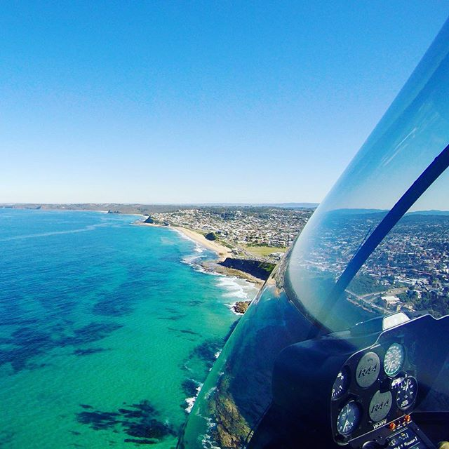 Due to popular demand, our 'Ride and Fly' tour with @heliservices_newcastle is here to stay!   Thank you to those passengers who traveled with us during our two month trial, it was an overwhelming success!   At just $175 per person, you get the opportunity to see the stunning Newcastle coastline from the air and the water, so what are you waiting for?
