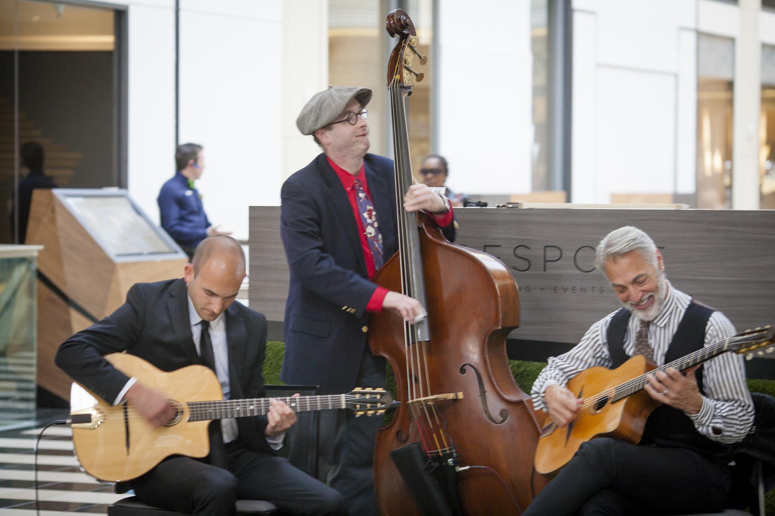 Le Jazz Hot Band- Bespoke San Francisco