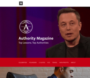 Authority Magazine- Leadership Strategies