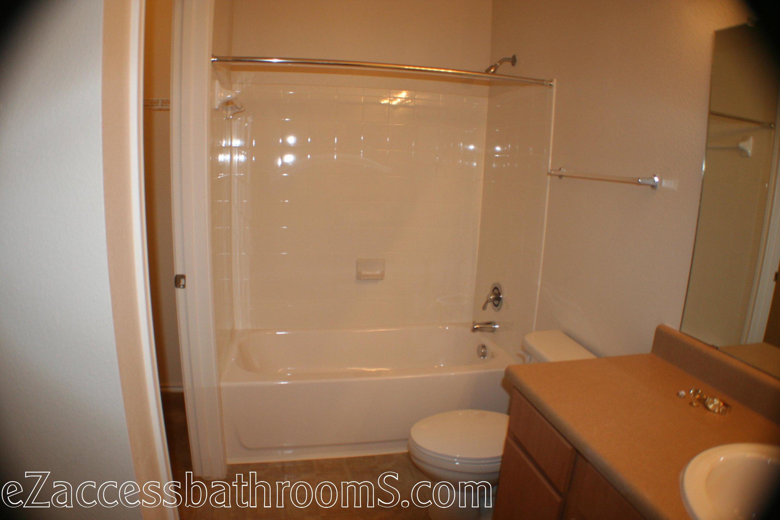 cheap tub to shower conversion ezaccessbathrooms.com 004.JPG