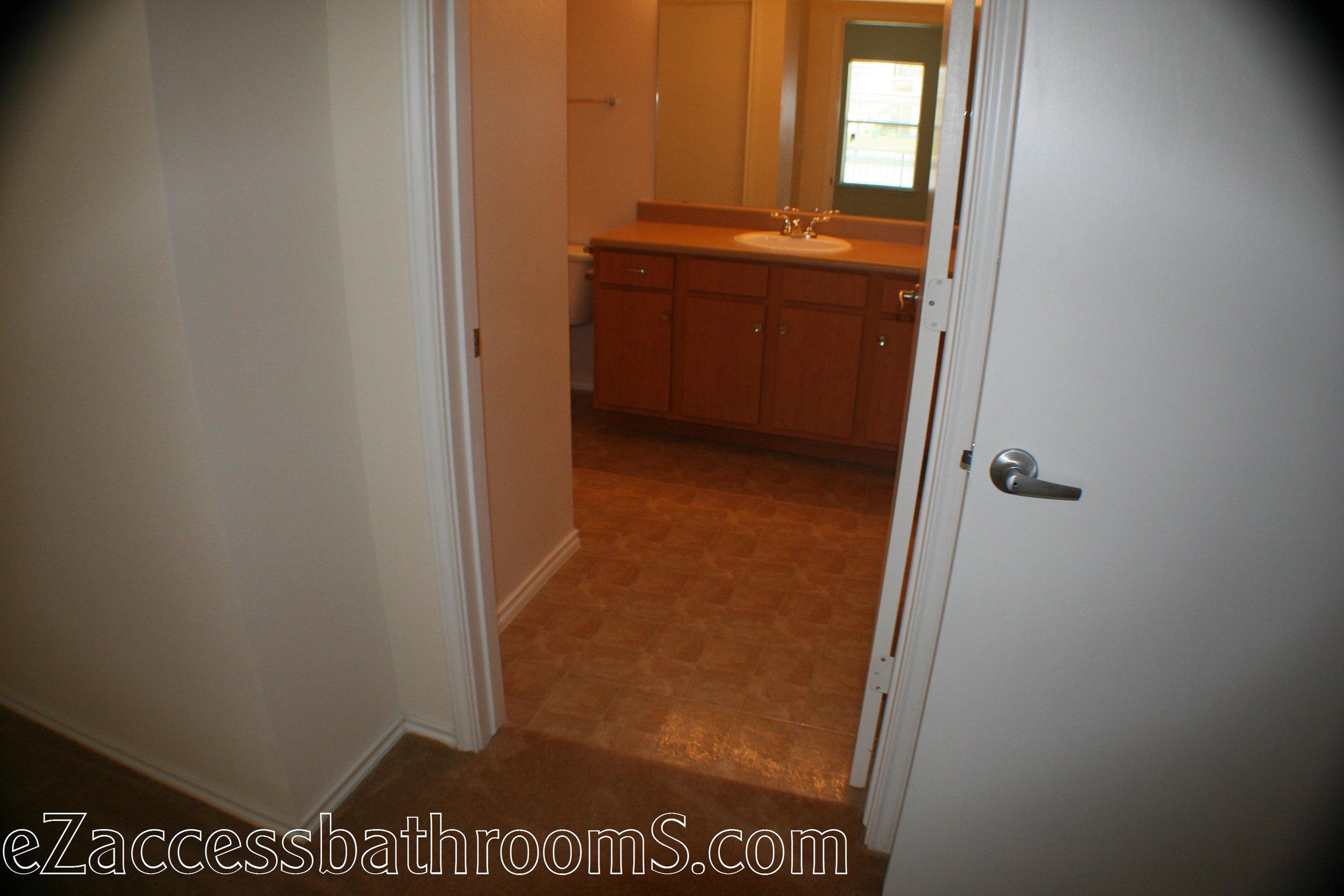 cheap tub to shower conversion ezaccessbathrooms.com 021.JPG