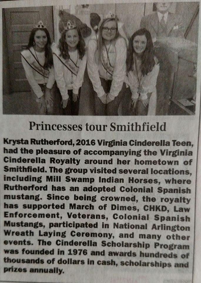 Smithfield Times Krysta - Princesses Tour Smithfield.jpg