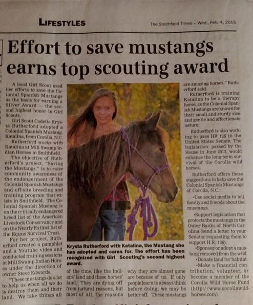 Smithfield Times Krysta - Earning Silver Award.jpg
