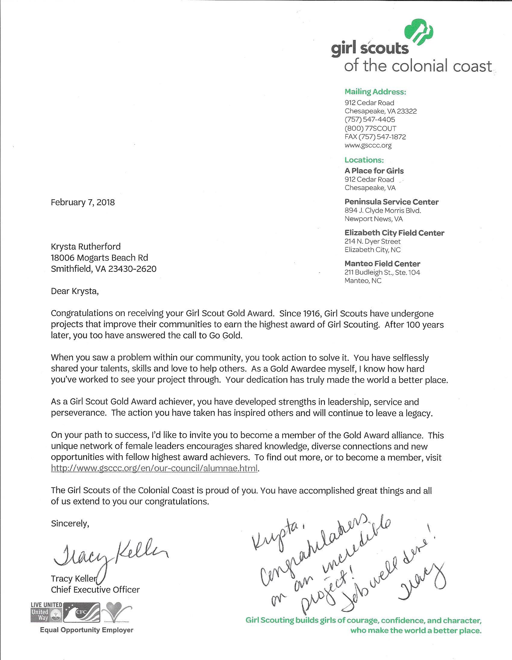 Letter from Tracey Keller.jpg