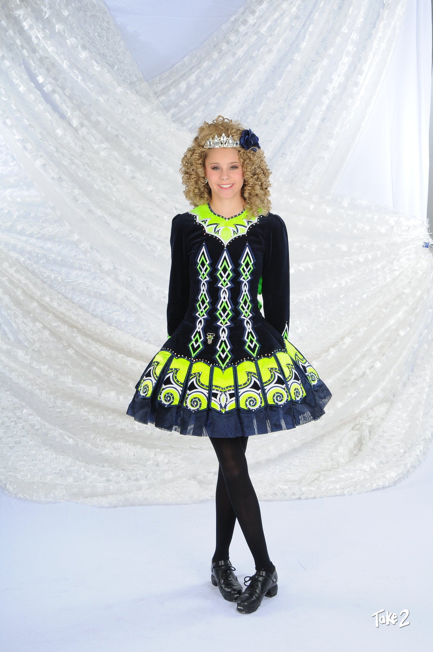 Irish Dancing -I have been a dancer for 10 years with Kathy Nelson, Rose and Sword Academy of Irish Dance and have competed and performed in many events, including retirement and nursing homes and Christmas performances. -