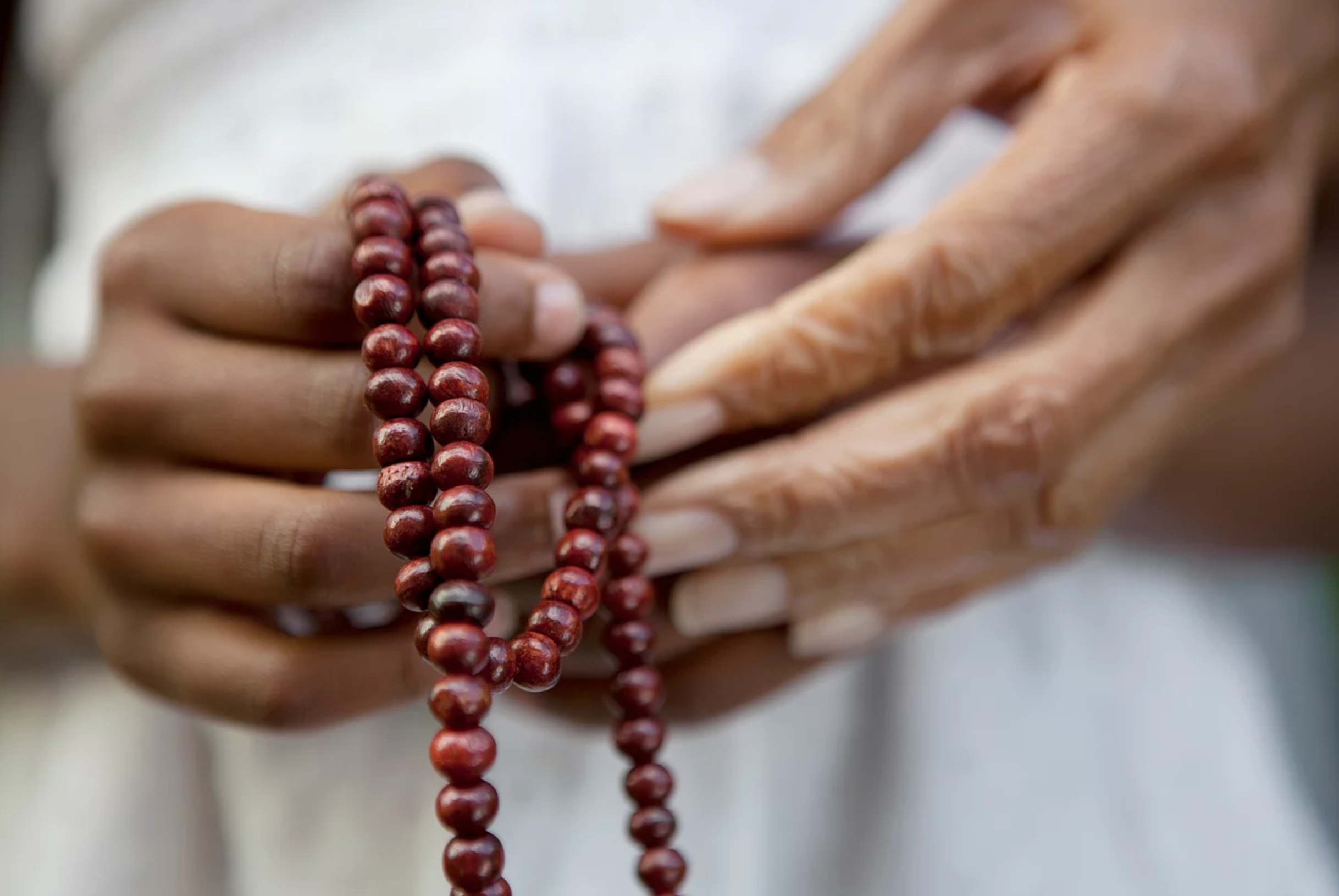 transformational malas with the Himalayan spirit - from Rishikesh, India