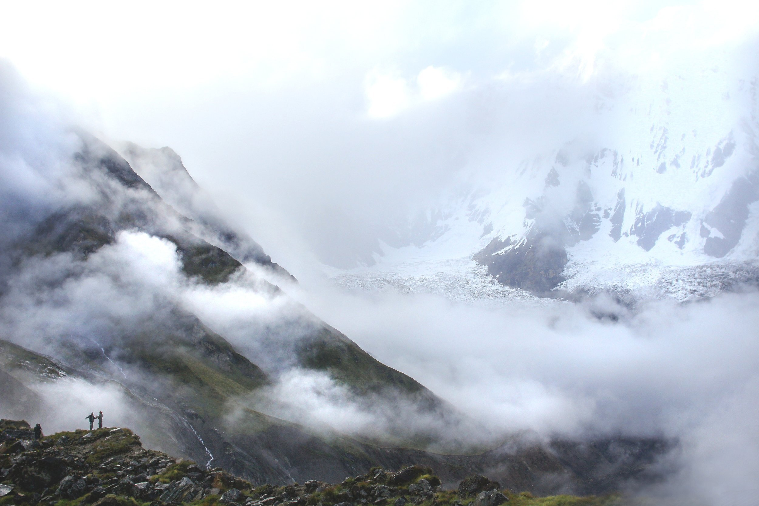 HIMALAYAN ESCAPE - INDIA - MARCH 2020