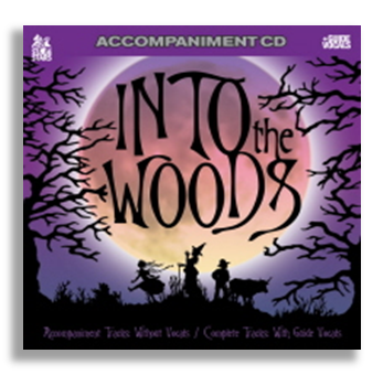 IN TO THE WOODS COMPLETE DIGITAL ALBUM