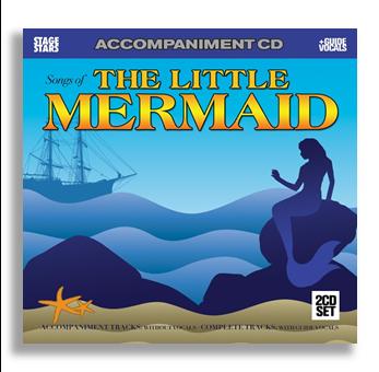 THE LITTLE MERMAID COMPLETE DIGITAL ALBUM