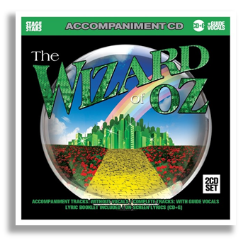 THE WIZARD OF OZ COMPLETE DIGITAL ALBUM