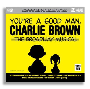 YOU'RE A GOOD MAN CHARLIE BROWN COMPLETE DIGITAL ALBUM