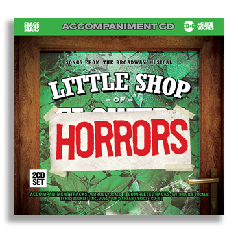 LITTLE SHOP OF HORRORS COMPLETE DIGITAL ALBUM