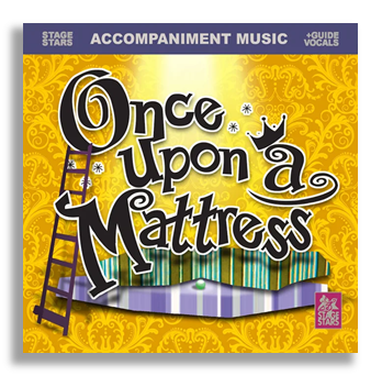 ONCE UPON A MATTRESS COMPLETE DIGITAL ALBUM