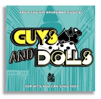 GUYS AND DOLLS COMPLETE DIGITAL  ALBUM