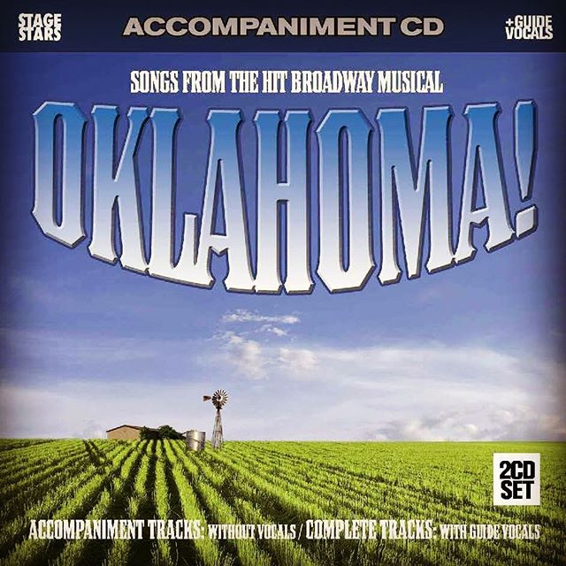Everything's up to date in Oklahoma, they've gone further than we ever thought they'd go! In addition to having a revival that is a contemporary reimagining currently running on Broadway, it's also been announced that the classical musical will be turned into a television show taking place in modern times. For those of you who long for the classic music of the original production, be sure to check out Stage Stars Records' rendition by visiting www.stage-stars.com. Purchase the full album or just download some songs and have yourself a beautiful day singing with the farmers and the cowmen! #oklahoma #broadway #revival #reimagining #updated #contemporary #tvshow #karaoke #stagestars #stagestarsrecords
