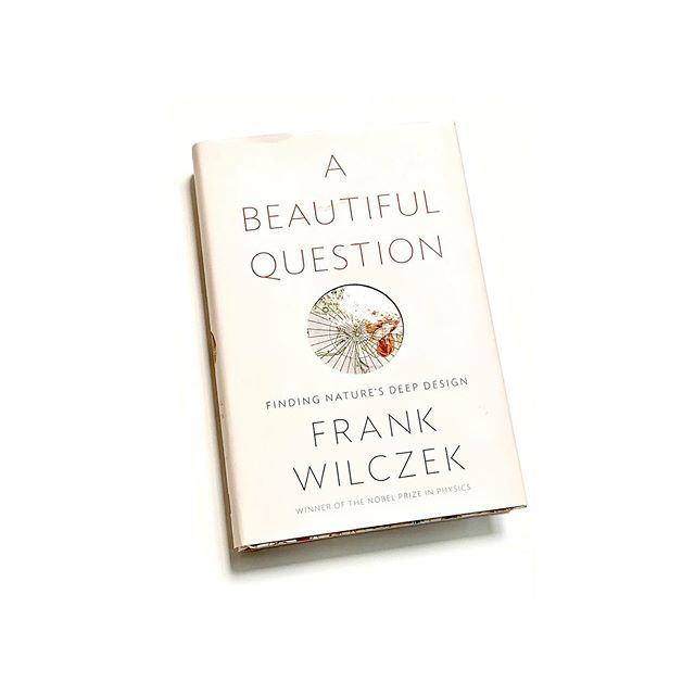 object 38 - frank wilczek - a beautiful question - USEFUL ITEMS COLLECTION - books are becoming more and more important to me over other objects. i never made much time for reading in the past but have been actively changing that and how I prioritize my days. the most important things for me now are educating myself, expanding my mind, and exercising my body. these all feed the things that bring me joy, be it painting or skating or making music or simply living a life worth living. to clear the fog and supply me with the best tools possible.  people say they aren't creative or they don't know how to paint or play music but the reality is that we all just start from different points and if we practice and participate, we get familiar and will move ahead in the thing we spend our time and mental energy on. if we don't participate, we will remain unfamiliar and the barriers to entry will stay strong.  this book is discussing the idea of beauty and how it may be intertwined with the physical laws of our universe. it breaks down how light, color and sound actually operate and how our brains break them down and perceive them. it has been opening my eyes to some specific things that I've been trying to say in my paintings but never had the knowledge to understand, thus leaving my pieces feeling unfamiliar and empty. those ideas are back in a clear and more practiced way in my newest pieces and the work feels fresh and grounded.  read more books.