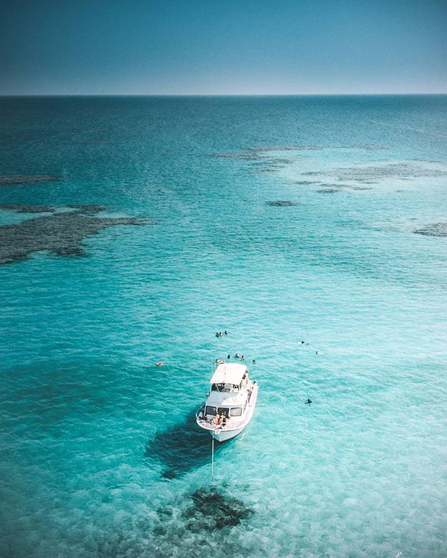 One of those days I'll never forget. Started this day in Jeddah, leaving the harbour early in the morning. Hours later, to my surprise we ended up in this vast open sea with the clearest water and some of the most unique corals I've ever seen in my life. Definitley a day to remember. ☀️ #saudiarabia #droneshots