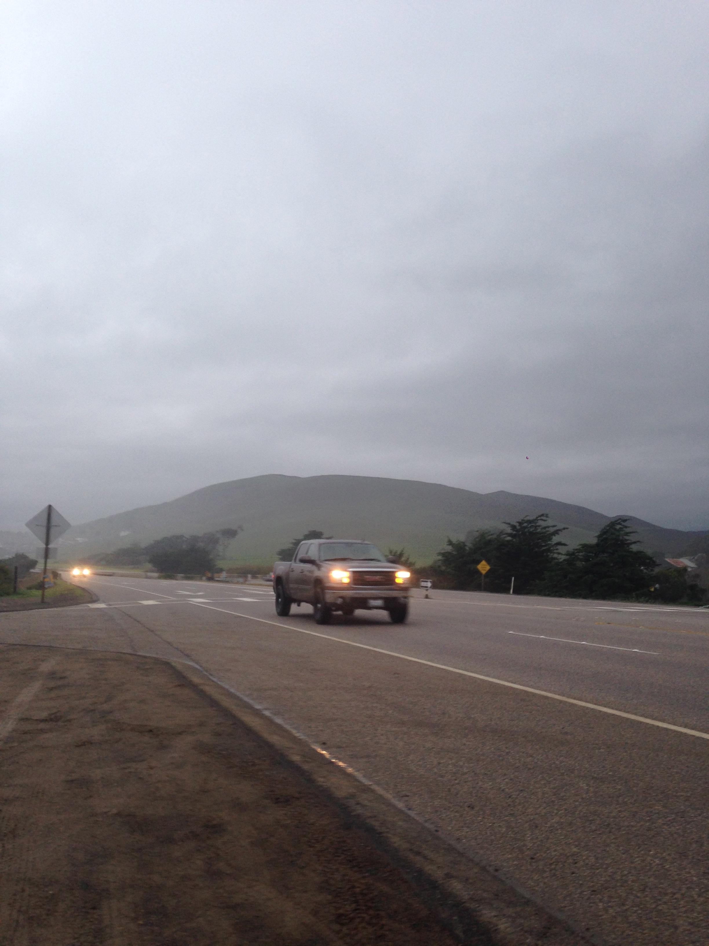California, A Roadtrip in The USA