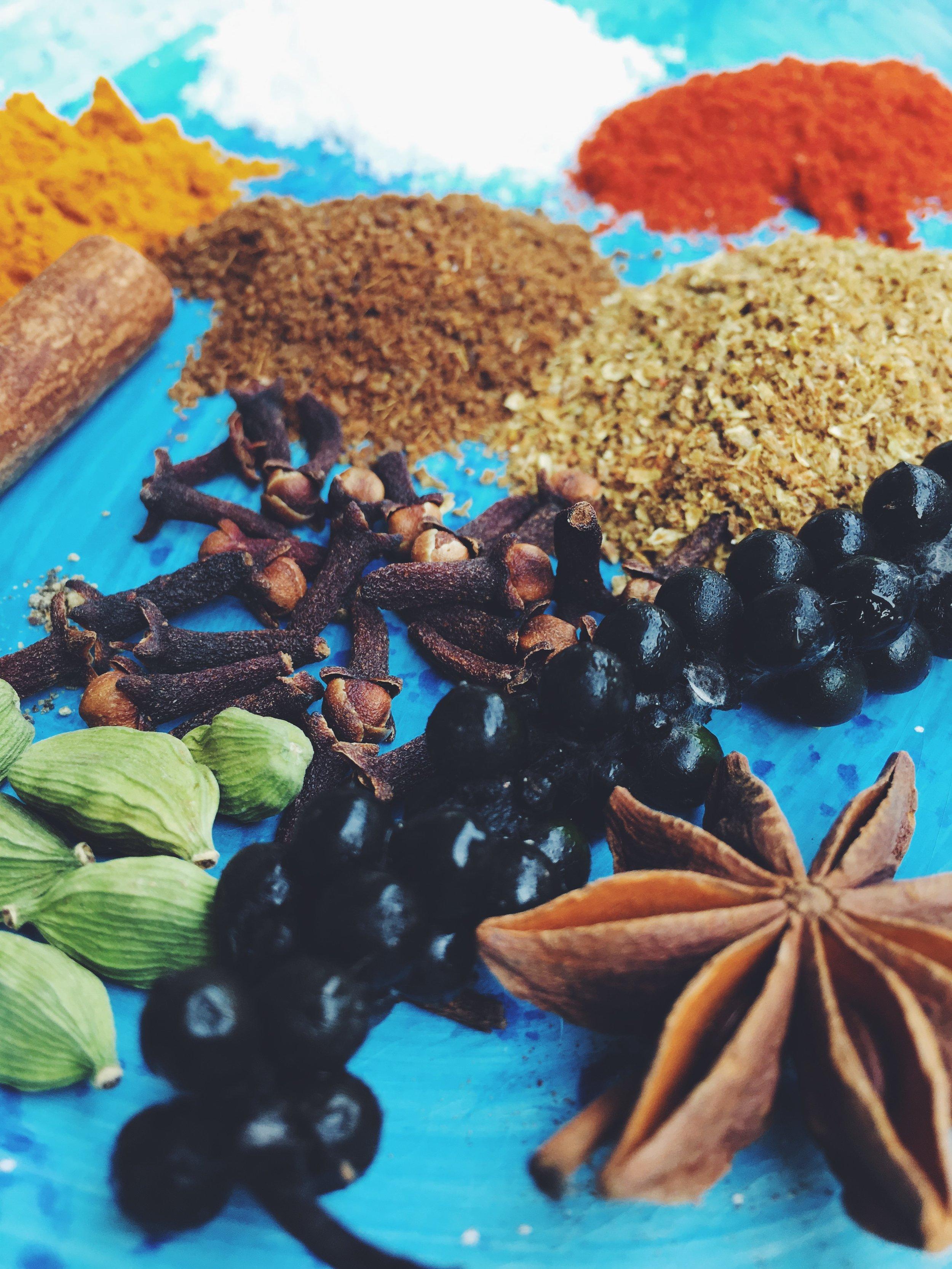 Food from Punjab, Saag Recipe