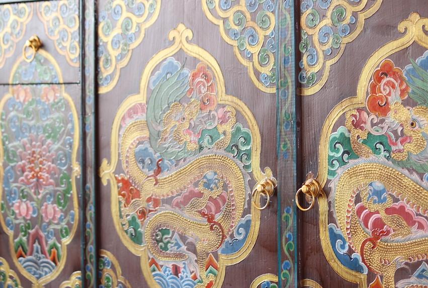 The grand dragon ladakh, leh
