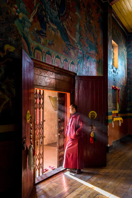 Old Ghoom Monastery, Darjeeling, India.jpg