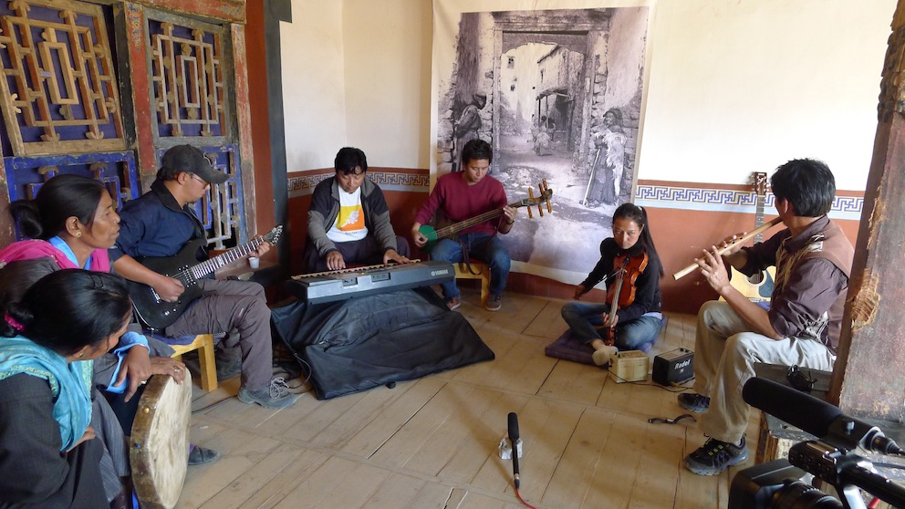 Local musicians rehearsing at LAMO, 2015, 1.jpg