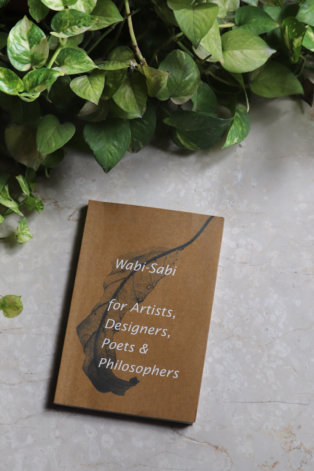 Sensitivity to nature in design. Essence of wabi sabi is the beauty of beings as it is, the imperfect and flawed